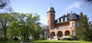 Südseite vom Schloss